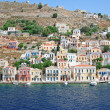 Stock Photo: Greece. Island Symi
