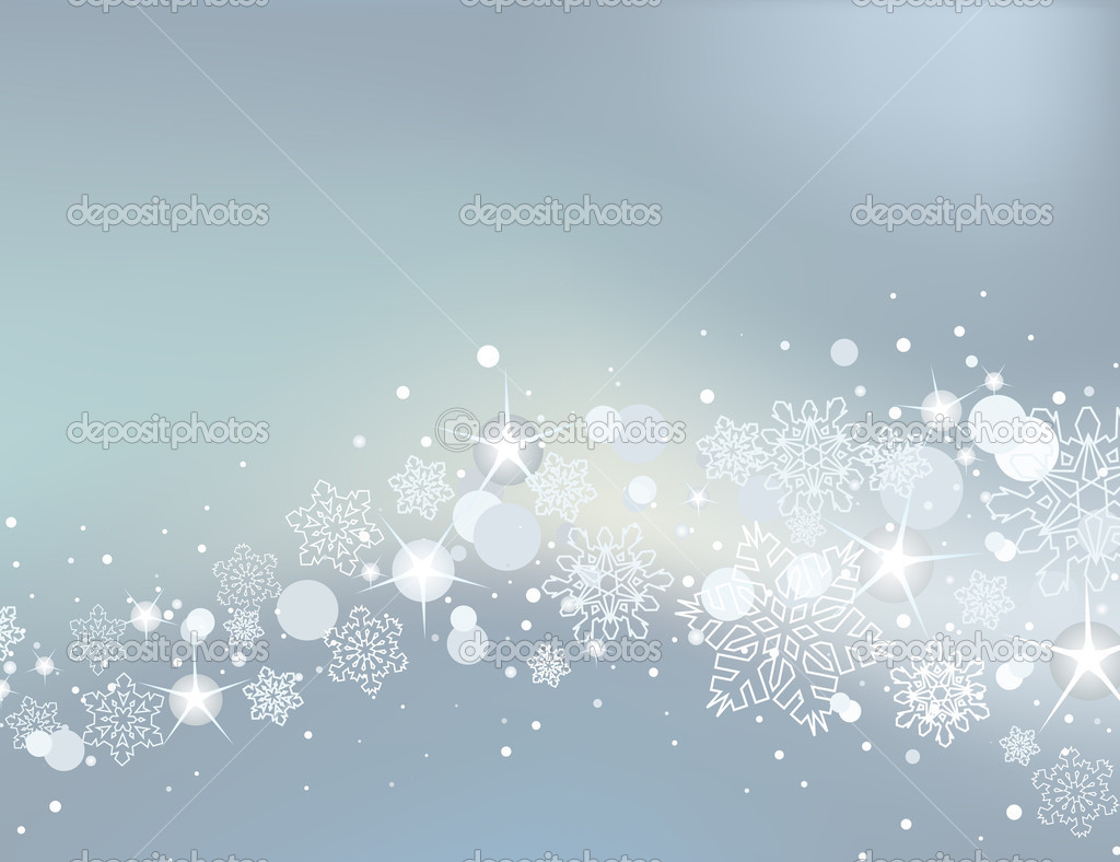 winter background white snowflakes stock vector winter background white snowflakes stock vector 4500573