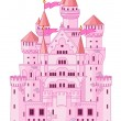Royalty-Free Stock Vector Image: Magic princess Castle