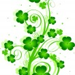 St. Patrick - Imagen vectorial