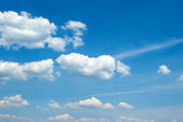 Sky and cloud. — Stock Photo