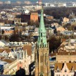 Panorama view of Riga — Stock Photo