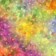 Abstract multicolored background with blur bokeh for design — Stock Photo #4193636