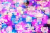 Abstrakt flerfärgad bakgrund med oskärpa bokeh för design — Stockfoto