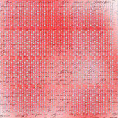 Red abstract backdrop for greeting card to holiday — 图库照片