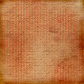 гранж старой бумаги дизайн в стиле скрапбукинга с почерком — Стоковое фото