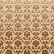 Seamless wallpaper old decorative vintage - abstract background — Stockvectorbeeld