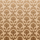 Seamless wallpaper old decorative vintage - abstract background — Stock Vector