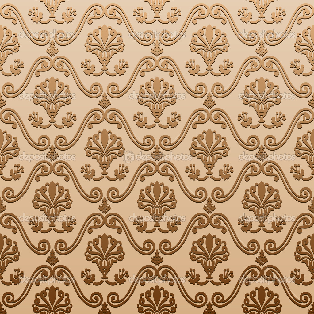 seamless wallpaper old decorative vintage abstract