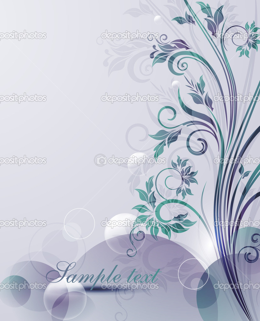 Elegantly background with pastel colors, eps10 format  — Stock Vector #5213422