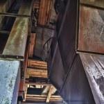 Abandoned Factory — Stock Photo