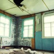 Abandoned Room — Stock Photo
