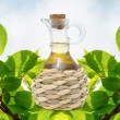 bottle of olive oil — Stock Photo #4161748