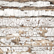 Cracked Wood Background - Foto Stock
