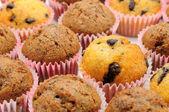 Cupcakes Close-up — Stock Photo