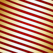 Striped Golden Background — Stock Photo