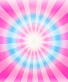 Pink Rays Background — Stock Photo
