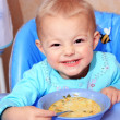 Baby eat — Stock Photo #4569119