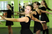 Dancing school — Stock Photo