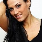 Beautiful young woman — Stock Photo #4806002