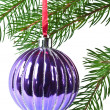 Christmas decorations — Stock Photo #4299951