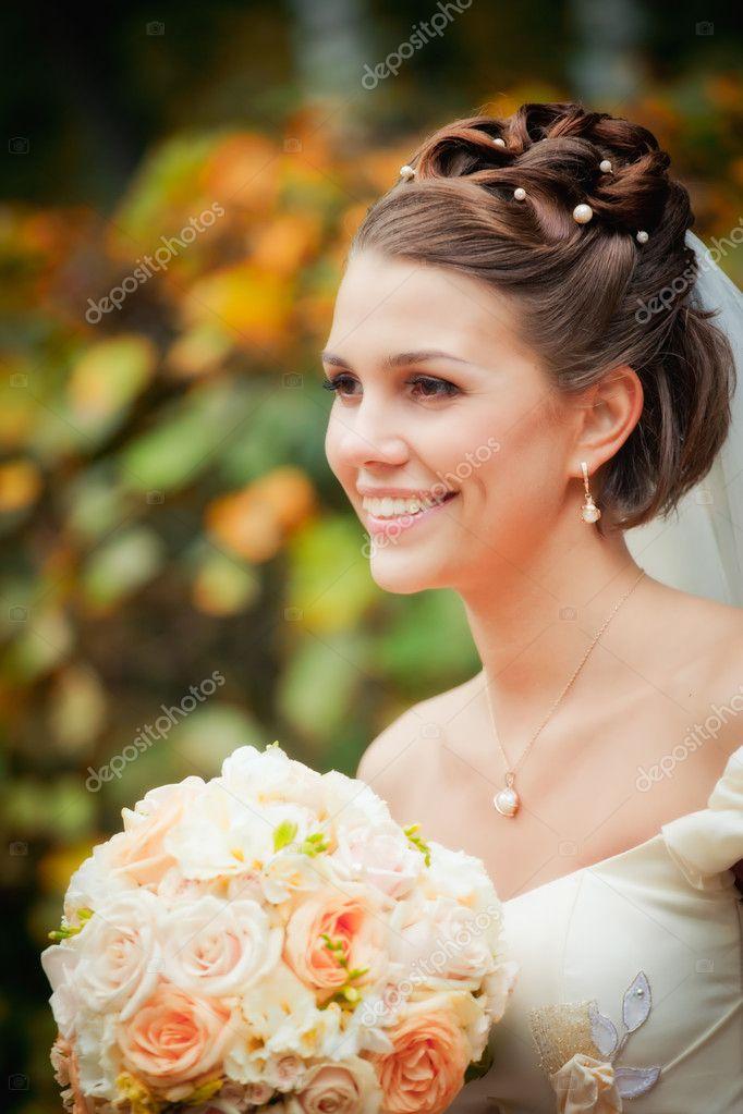 свадебные прически в тюмени фото