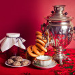 Traditional Russitea — Stock Photo #5341434