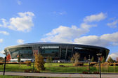 Donbass-Arena, Donetsk, Ukraine - October 22 — Stock Photo