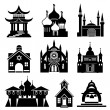 Church - Stock Vector