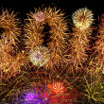 Fireworks 2011 — Stock Photo #4439061