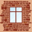 Stock Vector: Window