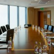 Conference hall Interior — Stock Photo