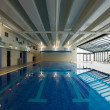 Swimming pool interior — Stock Photo #4847273
