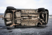 Car bottom — Stock Photo