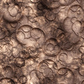 Seamless craters — Stock Photo