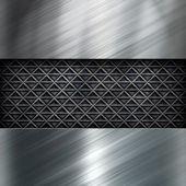 Metall konsistens — Stockfoto