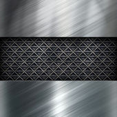 Metall textur — Stockfoto