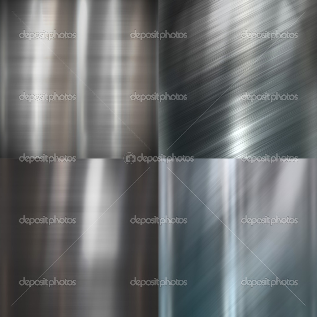Metal texture background. Industrial surface pattern. — Stock Photo #4876100