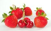 Strawberry — Zdjęcie stockowe