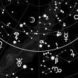 Royalty-Free Stock Imagem Vetorial: Astronomical Celestial Atlas