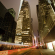 Stock fotografie: New York City at night