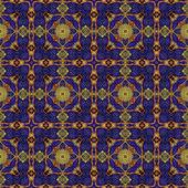 Art vintage damask seamless pattern background — Stock Photo