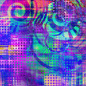Art abstract bright background — Stock Photo