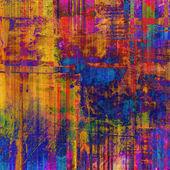 艺术抽象彩虹图案背景 — 图库照片