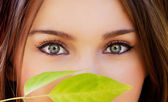Beautiful eyes — Stock Photo