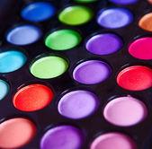 Make-up pallete — Stock Photo