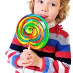 Big lollipop — Stock Photo #4370441
