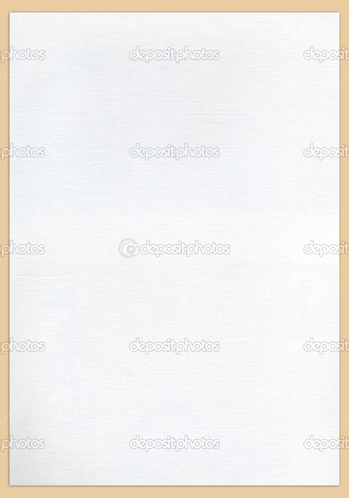Old paper background texture for design on white. — Stock Photo #4522811