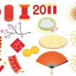 Royalty-Free Stock Imagen vectorial: Chinese holiday