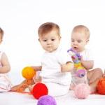 Babies — Stock Photo #3944825